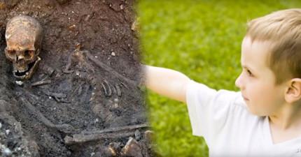 3歲男童說自己「記得前世被謀殺後埋在哪裡」,找到骸骨後還讓兇手終於被抓到!