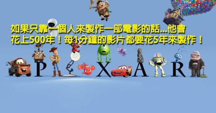 13個「皮克斯動畫的超強大秘辛」,完全讓人以後看到《玩具總動員》都會想直接跪下來...