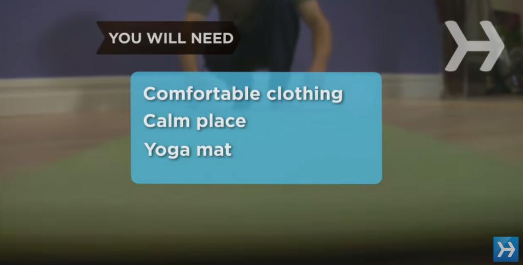 常常腰痠背痛嗎?那這個瑜珈體位法一定是你需要的超強解方!