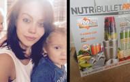 她打算為了罹癌母親買台二手果汁機,卻在網拍上遇到「史上最霸道」的超佛心賣家!