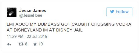 迪士尼監獄