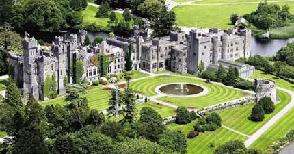 這座13世紀城堡花24億翻修後被選為「世界最棒的飯店」,看到裡面超猛設備你會明白一晚要價9萬真的很值得...