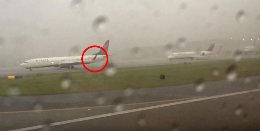 即將要發生在那台飛機上的事情讓我很慶幸不是裡面的乘客!