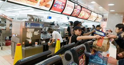 麥當勞因為受不了巨大競爭壓力,75年後終於要改變他們的點餐方式了!