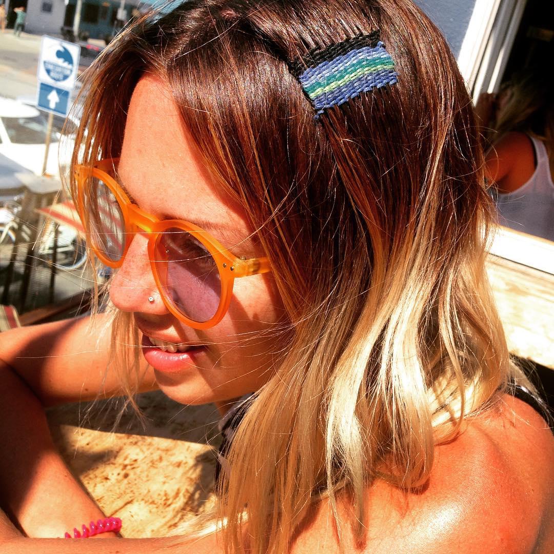 現在很多人開始將在頭髮上「編織」,看到各種不同精美款式後我已經深深的愛上了!