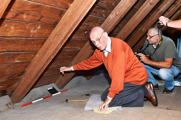 Family Secret Exposed after 70 Years in Attic