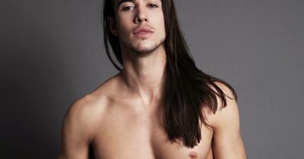 20個讓你想把整張臉撲到他們懷裡聞著髮香的超性感長髮男。