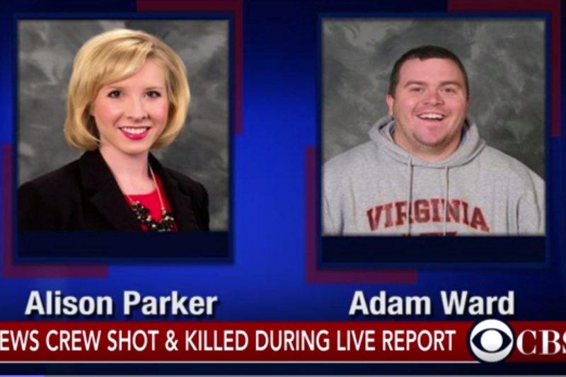 恐怖兇手在LIVE直播中開槍射殺兩名記者,駭人過程全都被殺手拍下來上傳上網!