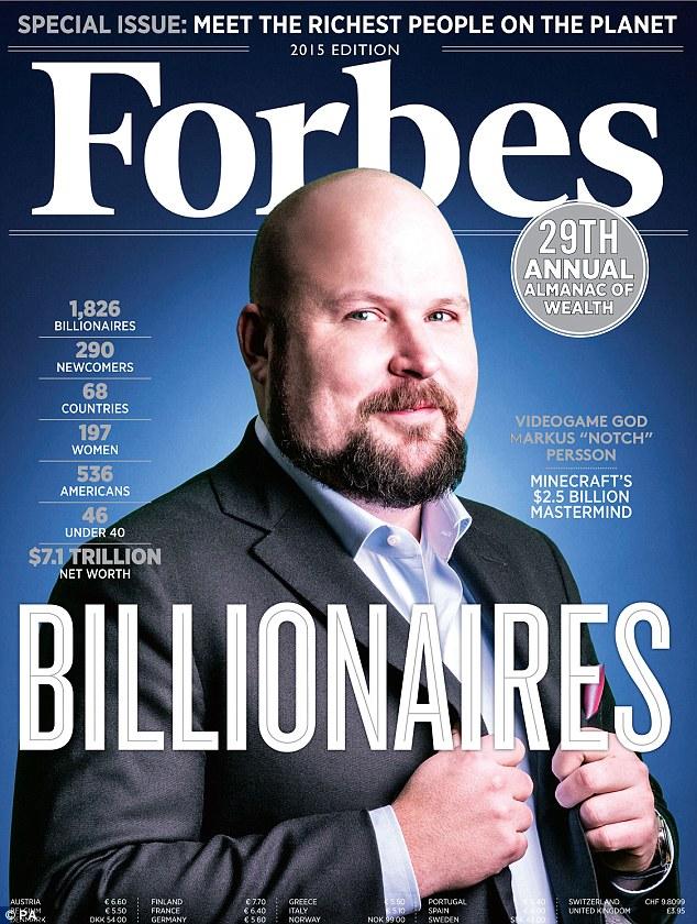 他賣掉「當個創世神」賺到750億所有人都以為他會幸福,但他說這卻徹底毀了他的人生!