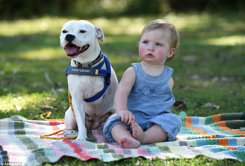他的父母親很擔心一歲大天生就少了一隻手的女兒會很孤獨,直到他們找到了另一個跟她一樣的她!