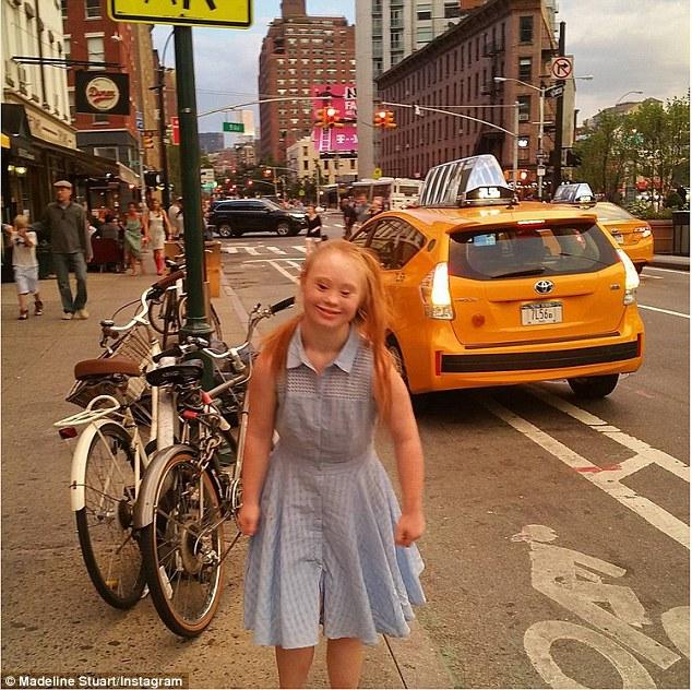 這位唐氏症模特兒終於圓夢登上紐約時裝週,動人故事絕對能為你注入滿滿的勇氣!
