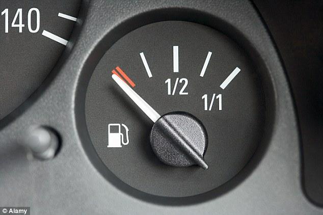 這就是為什麼你永遠都不該在油箱顯示只剩下「四分之一」的時候還繼續開車!