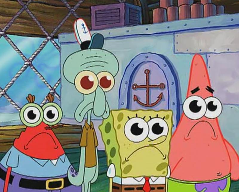 30-spongebob-patrick-squidward-krabs-fisheyes