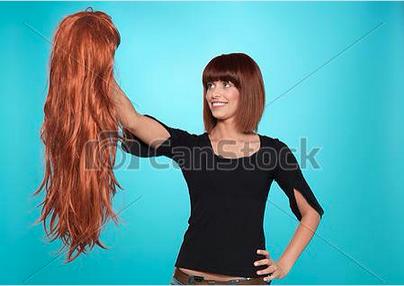 19個頭髮「太多」的人才會懂的困擾 牆上的神祕圖案是...?