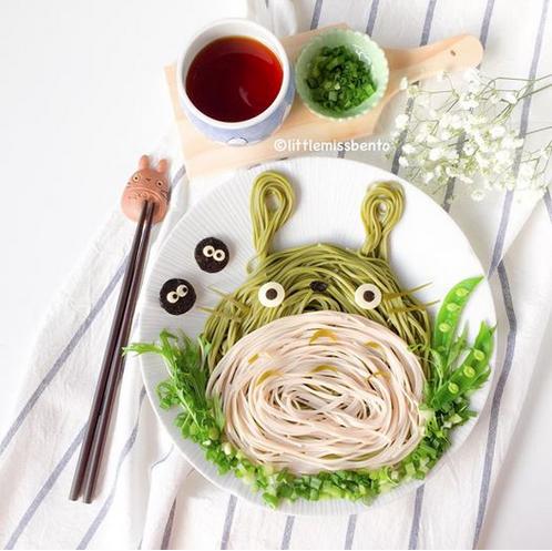 看完這些超可愛藝術便當,你會很希望這個廚師就住在你家裡!