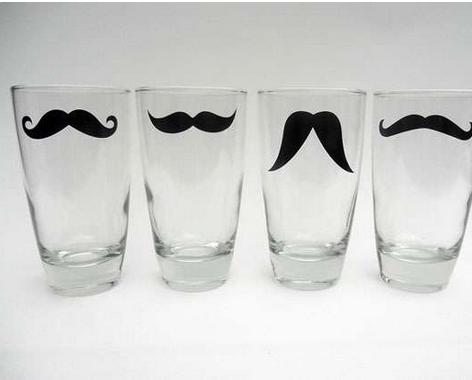 18款「醉翁之意不在酒」的超創意質感酒杯。
