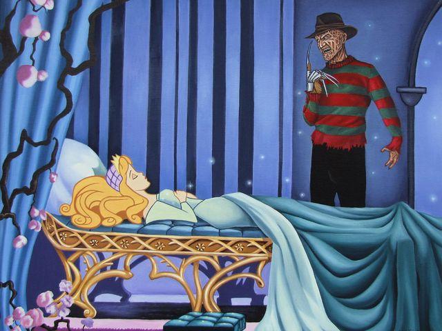 17部「和其他經典作品融合後」的迪士尼電影,馬上就變成限制級了!