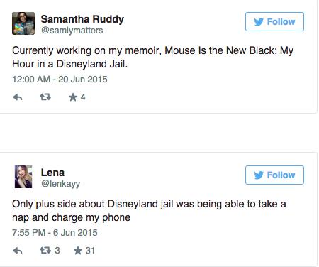 迪士尼樂園裡面原來真的有一個關犯人的「迪士尼監獄」?!