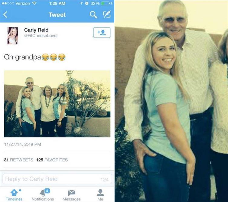 14張會讓你不知道該怎麼反應的「超沒大沒小」瘋狂家庭照片。