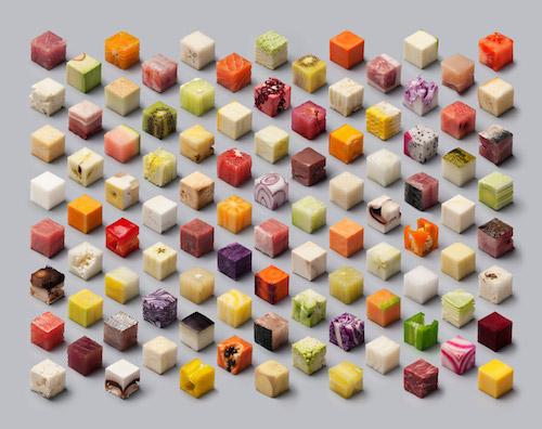 16個排列超整齊的完美圖片會完全治好你的強迫症!