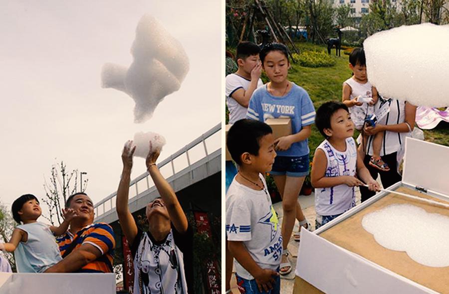 這個中國男子做的「賣雲朵」生意讓所有人都跌破眼鏡,聽到月收入更是不敢置信!