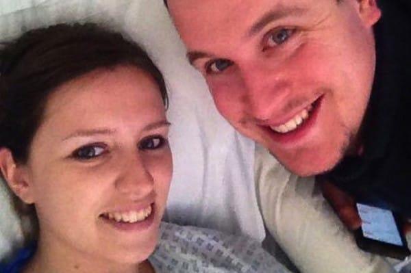 這名女子驗了7次孕,沒想到這竟救了她一命!