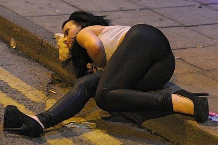 16個曾經醉到做出超瞎事情的「酒量明明就不好」的人。