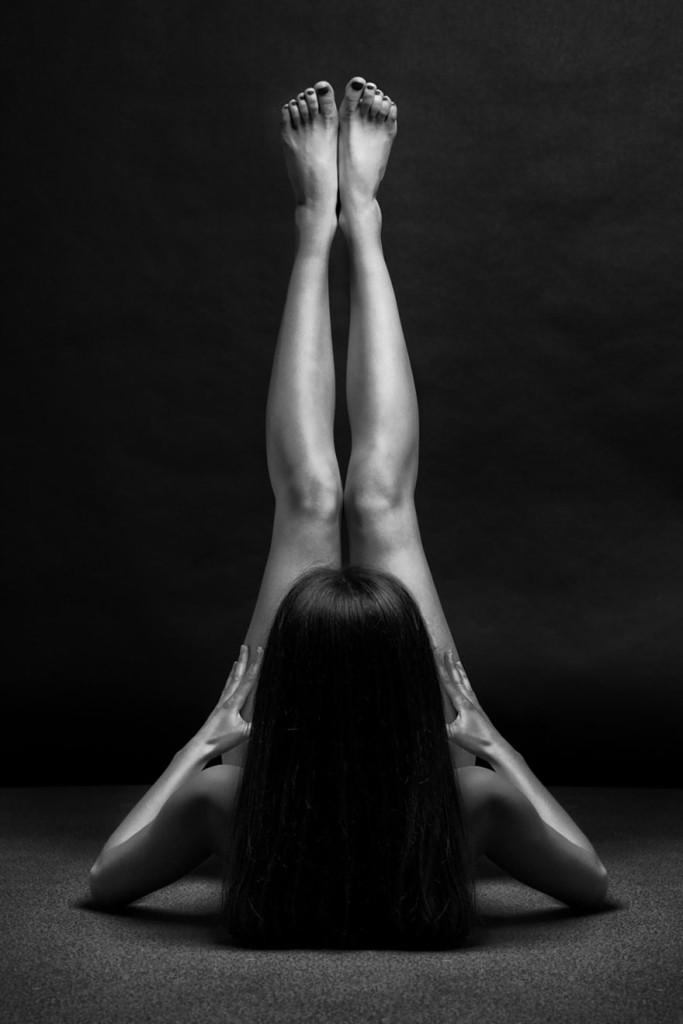 18張「美到極致讓你不敢呼吸」的人體景觀藝術照!