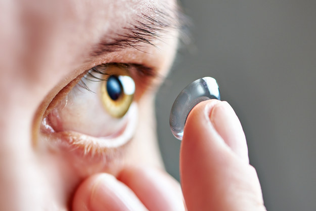 Even scarier, people contract this infection from habits that most contact lens wearers do every day out of habit or laziness.