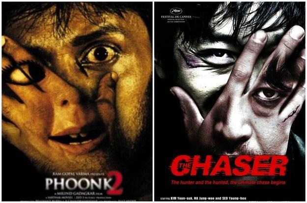 No, Bollywood has never copied South Korea.