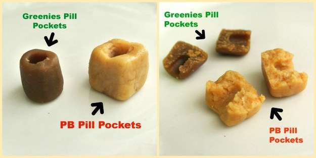 Make your own pill pockets in flavors you know your dog will love.