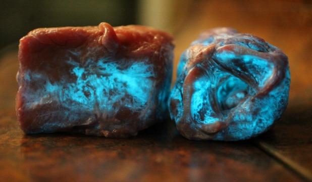 glowing-meat