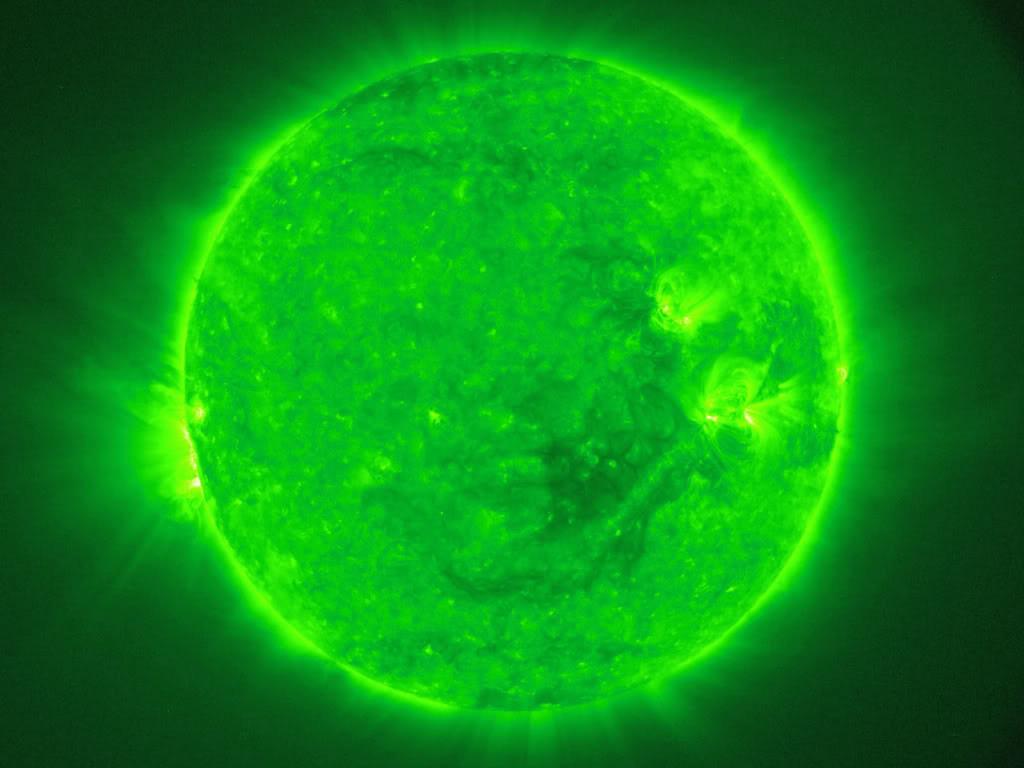 green-sun