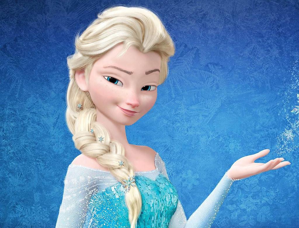 「8位人氣迪士尼公主卸妝」 真面目連王子都認不出來!
