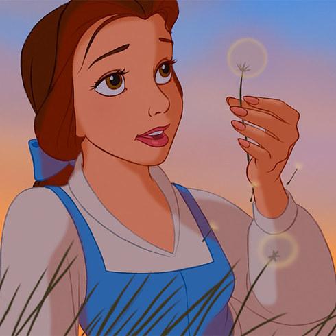 8位迪士尼公主「和王子過著幸福快樂的日子」數年後的老態模樣!