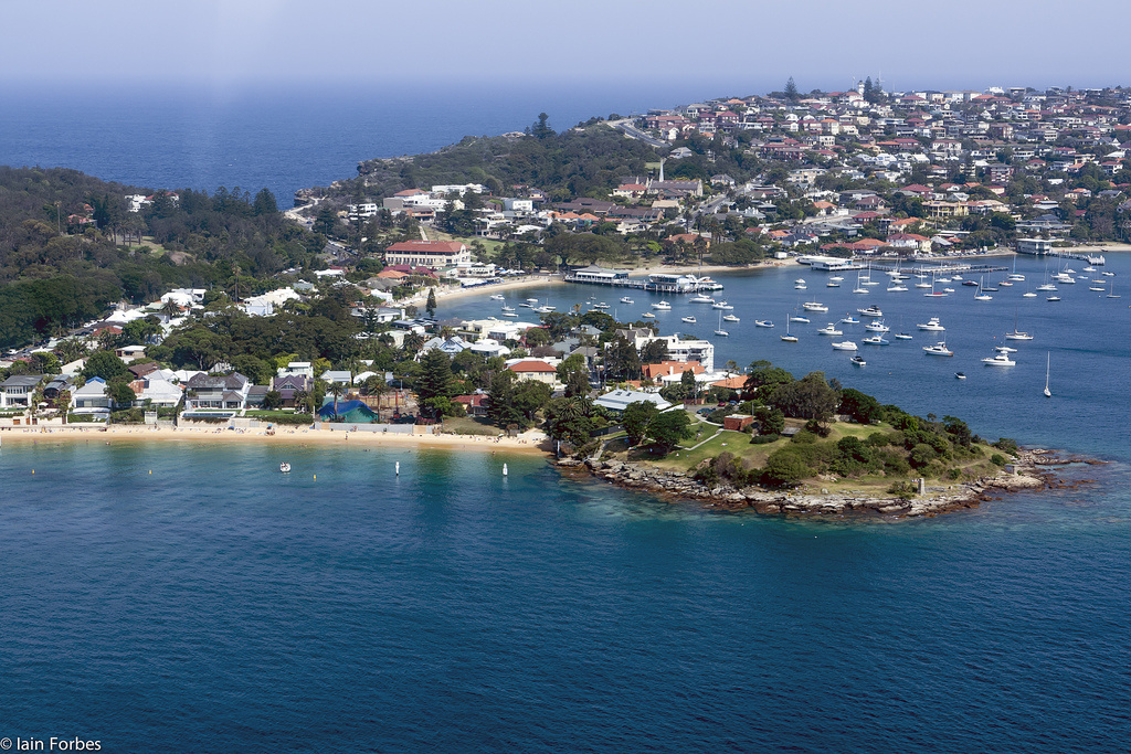 Australia has about 1.2 million millionaires and the highest median wealth in the world.