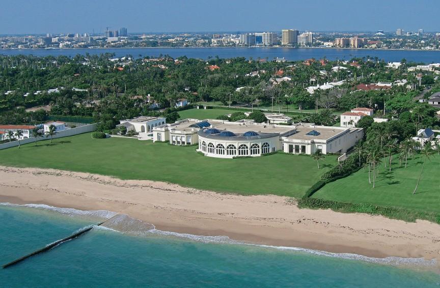 15個世界上最奢華的頂級豪宅。要我住在他們家廁所我也願意啊~