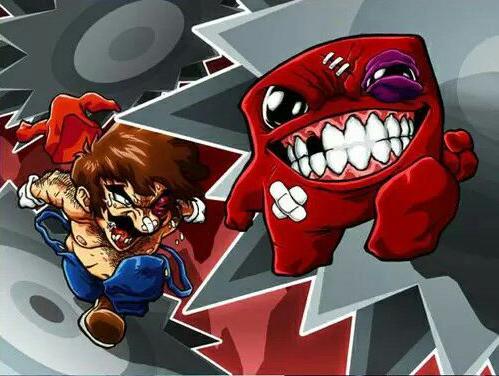 這位粉絲把「馬利歐」變成狂暴戰士,跑去血腥摧毀你童年玩過所有的電玩!