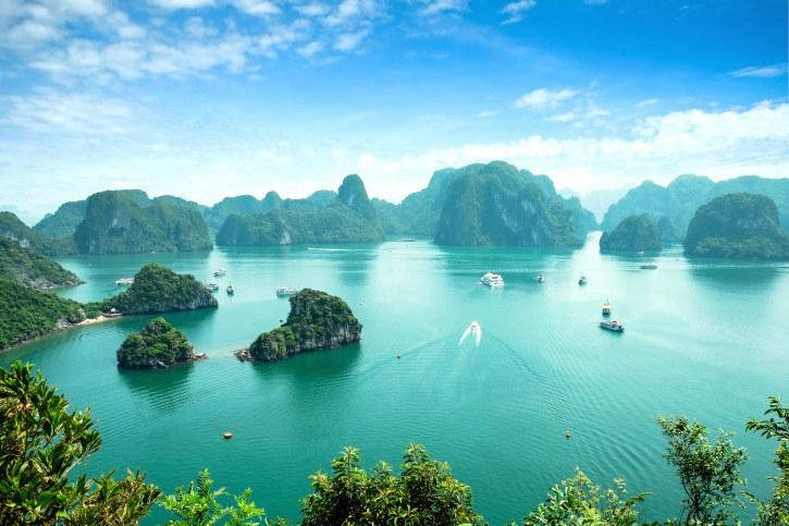 13個小資也能負擔放膽爽玩的美麗國家。
