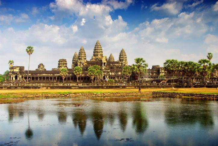 2. Cambodia