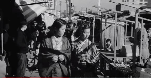 這段「二次大戰剛結束後的日本」影片的畫面會讓你無法相信自己的眼睛。