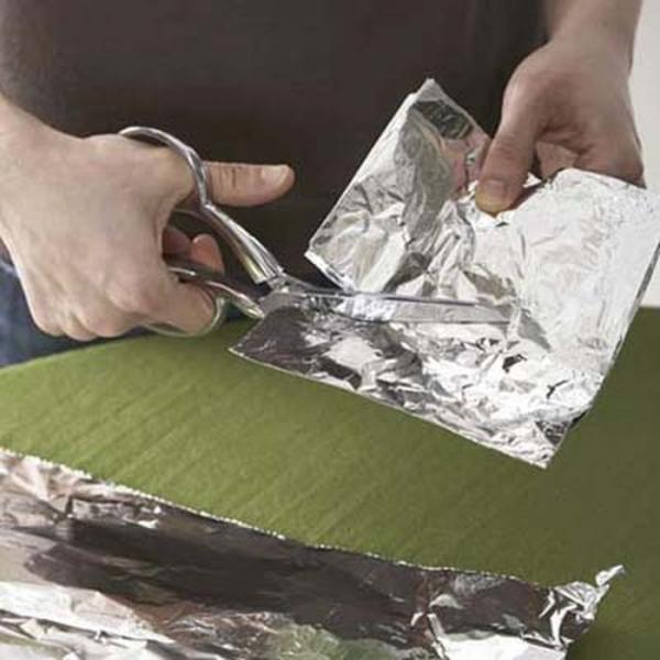 15個鋁箔紙的神奇妙用,讓我看完馬上出門買一堆來囤貨!
