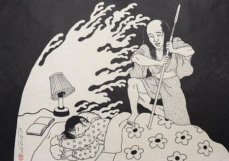 這個日本過激的超知名怪誕瘋狂藝術,雖然超級兒童不宜旦會讓純真的你深深的愛上!