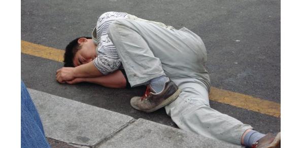 unconscious-man