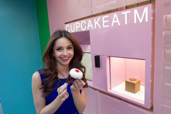Cupcake ATM, NYC