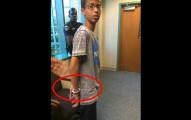 這名14歲男生因為帶了自製電子鐘去學校被警察逮捕,現在全世界都想要跟這個小男生一起工作!