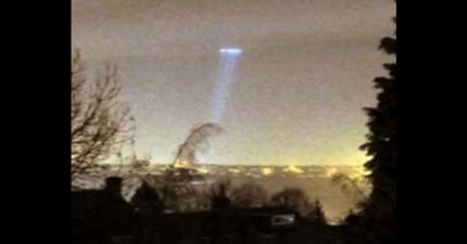 中國機場上空出現的這個「不明外星飛行物體」,導致機場緊急關閉並且停飛所有飛機?!