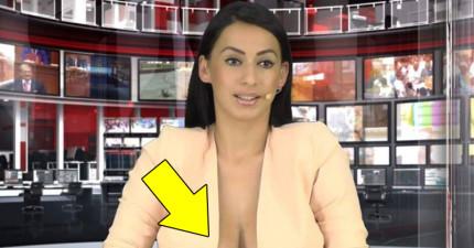 Секс фото российских телеведущих