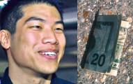 他撿到$20美金以為好運就這樣結束了,沒想到接下來的好運完全改變了他的一生!