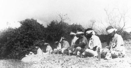 我一直都還以為知道日本軍隊在二戰時有多殘酷,等看到這些照片我才真正了解!